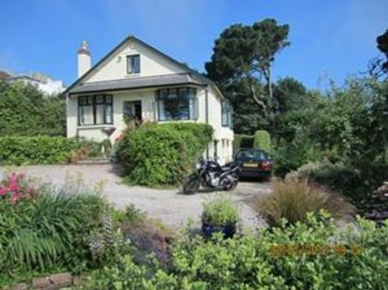 Norwegian wood house front picture of norwegian wood organic bed and breakfast paignton - Norwegian wood houses ...