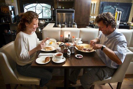 Hotel & Spa Savarin: Ontbijt