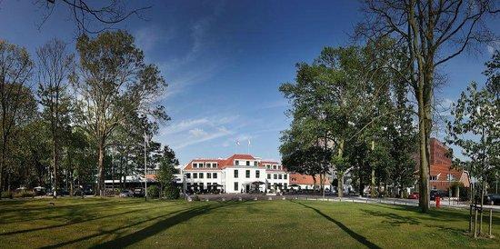 Hotel & Spa Savarin: Hotel terrein