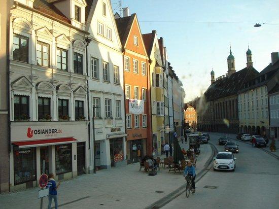 Hotel Goggl: Landsberg centro