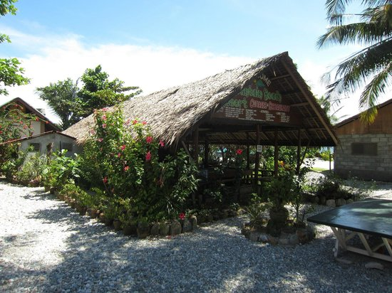 Mountain Beach Resort : Thatched cottage