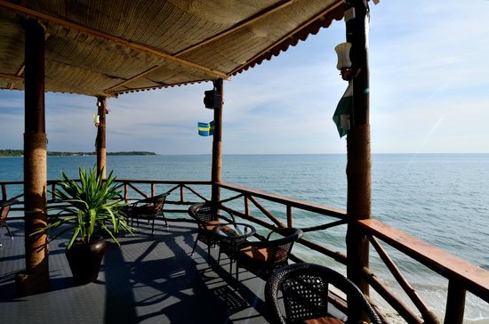 Zanzibar Ocean View: Panoramic View from Bar