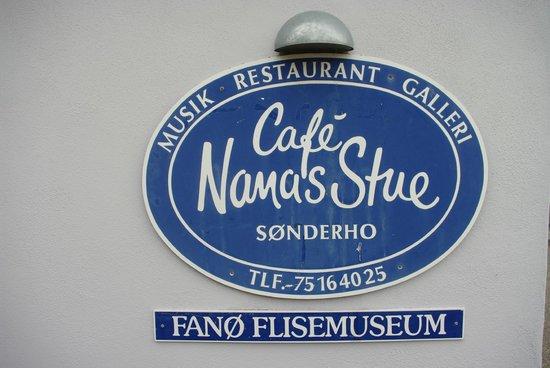 Cafe Nanas Stue