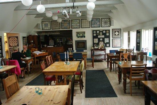 Indenfor i Nanas stue - Picture of Cafe Nanas Stue, Fanoe - TripAdvisor