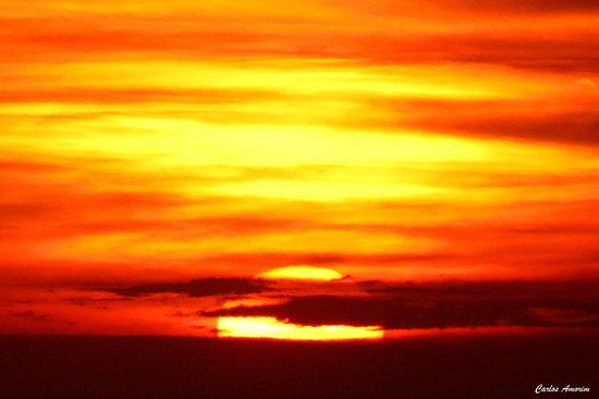 Prainhas do Pontal do Atalaia: Pôr do Sol no Atatalia
