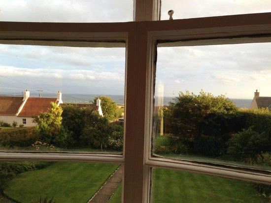 Bayview Bed & Breakfast: Blick aus dem Zimmer