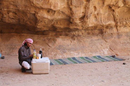 Wild Wadi Rum: La nostra guida Salman