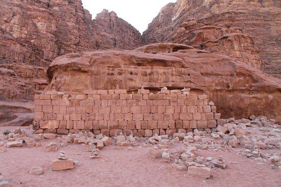 Wild Wadi Rum: La casa di Lawrence