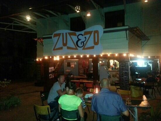 Zus & Zo: Lekker eten in relaxte sfeer sept 2013