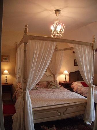 Château de Belle-Vue : La chambre du Parc