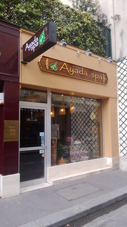 Ayada Spa: 19 rue de l'Annonciation