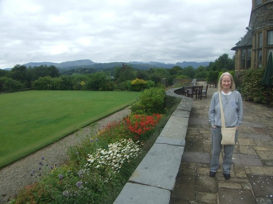 Cragwood Country House Hotel: Stunning views