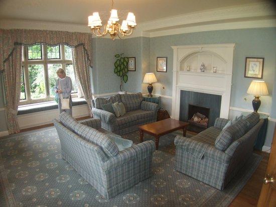 Cragwood Country House Hotel: Lovely lounge