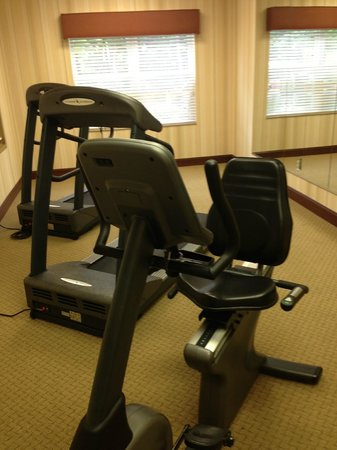 Country Inn & Suites By Carlson, Wilmington: gym