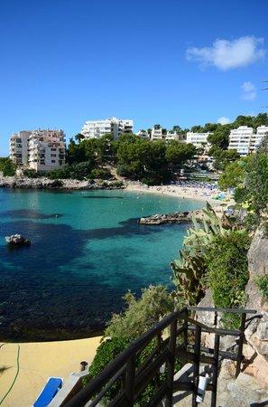 Hotel Riu Bonanza Park : Playa