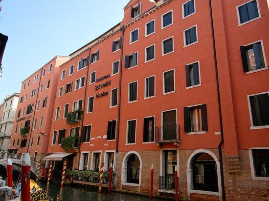 Starhotels Splendid Venice: front of hotel