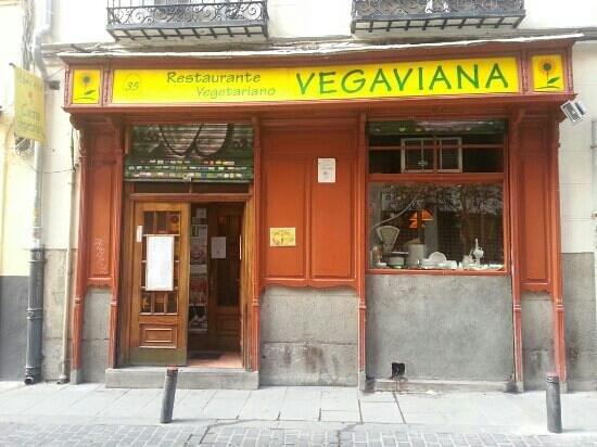 imagen Vegaviana en Madrid