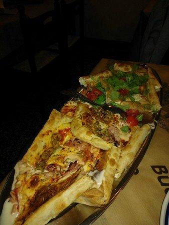 La Funicolare: Pizzata