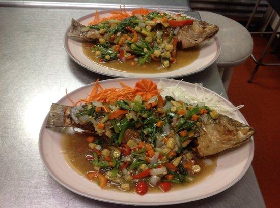 M Thai Kitchen Edgewater Menu Prices Restaurant