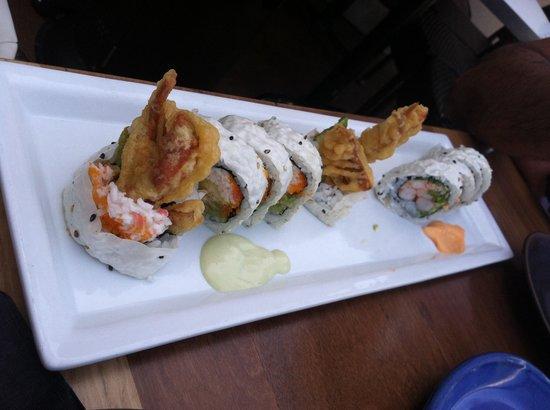Sushi on the Rock: Sushi