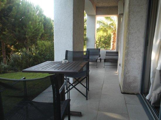 Precise Resort El Rompido - The Hotel: Terraza