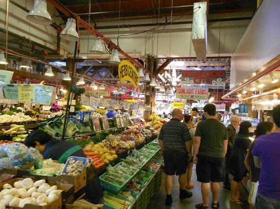 WESTCOAST Sightseeing: Granville Island Public Market