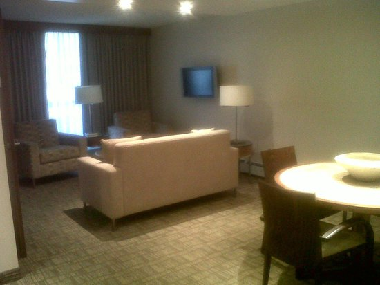 International Hotel and Spa Calgary: Drawing room