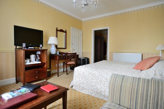 BEST WESTERN Lamphey Court Hotel: Bedroom