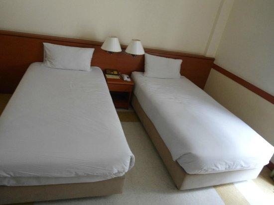 The Ecotel Bangkok: Bed