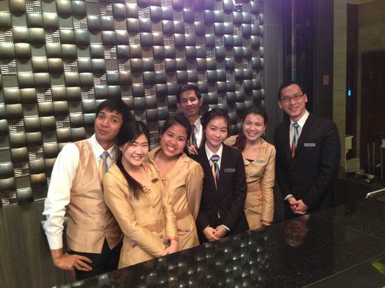 The Continent Hotel Bangkok by Compass Hospitality: Great place to stay in Bangkok