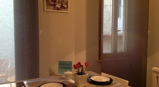 B&B Enna Inn Centro : Breakfast Room