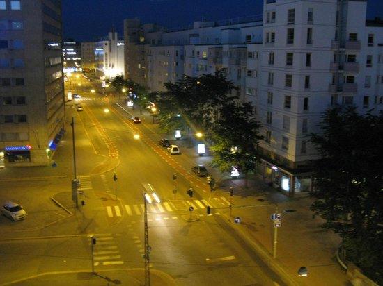 Hotel Helka: From the window