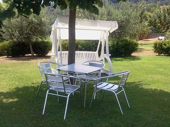B&B A Casa di Antonella: Parco