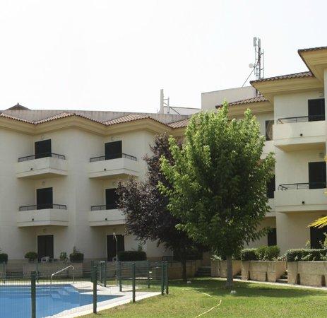 Hotel Apartments Simon Verde: exterior