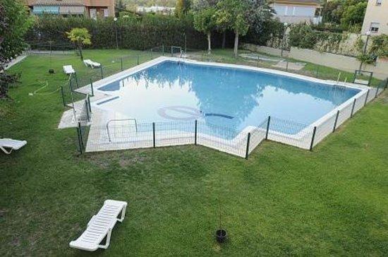 Hotel Apartments Simon Verde: piscina