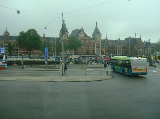 Ibis Styles Amsterdam Central Station: view of Central Station