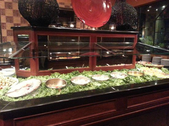 Rio 22 : salad bar