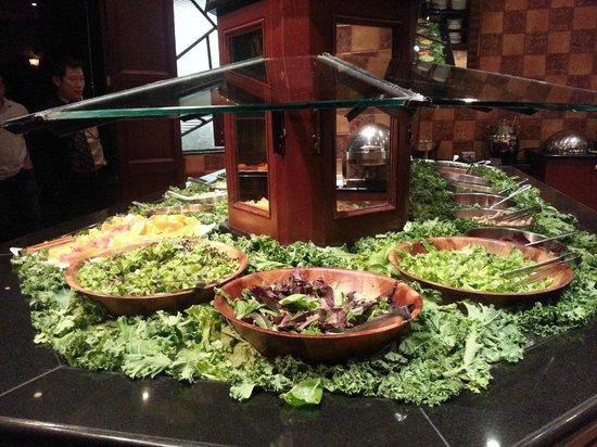 Rio Rodizio: salad bar
