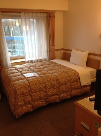 Toyoko Inn Busan No.1: Single room