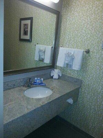 Fairfield Inn & Suites Amarillo Airport: d