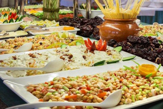 Hotel RH Princesa & Spa : Salad buffet