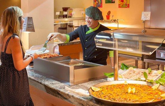 Hotel RH Princesa & Spa : Show cooking