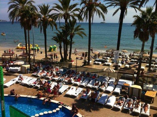 vista do interior do hotel - Picture of Ibiza Jet ...