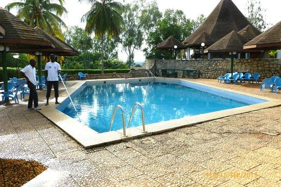 Hotel Kara: Pool