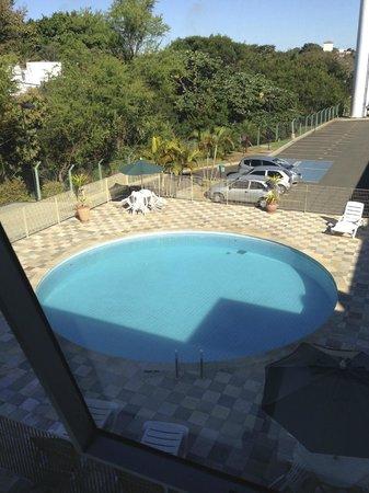 Matiz Barao Geraldo Hotel : pool