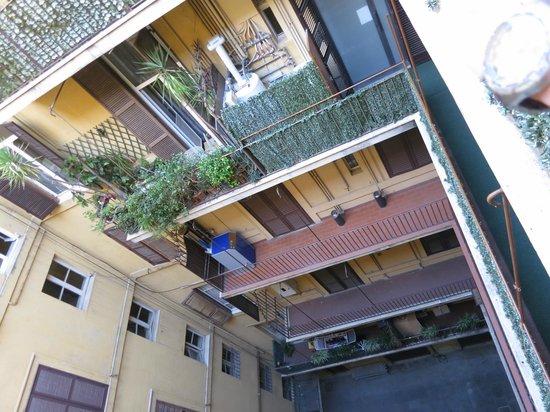 Residence Europa: Área interna do prédio