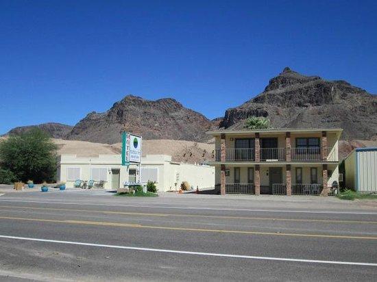 Harbour Inn: Additional building available soon