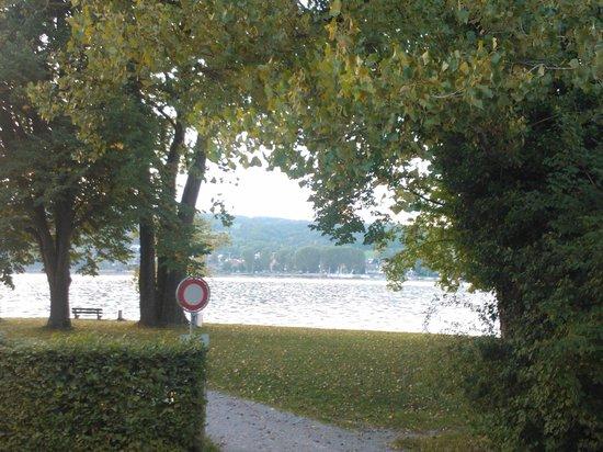 See & Park Hotel Feldbach: Park am See