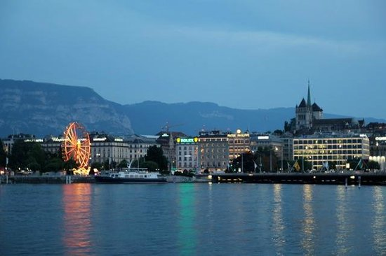 Swiss Luxury Apartments: Lake Geneva