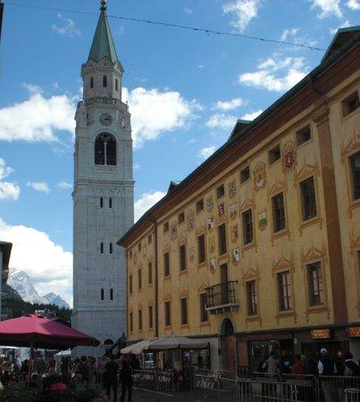 Cortina d'Ampezzo, Italy: Centro storico
